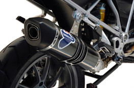 Termignoni Relevance Stainless/Carbon Street Slip-On R 1200 GS (13-16)