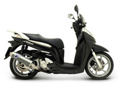 Buy Termignoni Round Stainless/Carbon Look Slip-On SH300i (07-18) 754124 at the best price of US$ 495 | BrocksPerformance.com