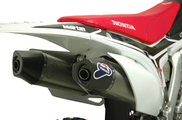Buy Termignoni Relevance Stainless Dual Slip-On CRF250R (15-16) 754280 at the best price of US$ 895 | BrocksPerformance.com