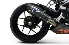 Buy Termignoni Relevance Stainless/Carbon Slip-On F3 675 (12-18) SKU: 755814 at the price of US$  695 | BrocksPerformance.com