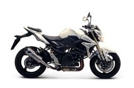 Buy Termignoni Relevance Stainless/Carbon Look Slip-On GSR750 (11-18) SKU: 756217 at the price of US$  629 | BrocksPerformance.com