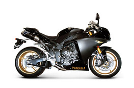 Buy Termignoni Oval Stainless/Carbon Slip-On YZF-R1 (09-11) 756763 at the best price of US$ 1395 | BrocksPerformance.com