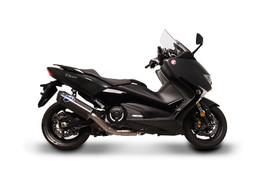Buy Termignoni Scream Stainless/Carbon Full System TMAX 530 (17-19) / TMAX 560 (2020) SKU: 757179 at the price of US$ 1279 | BrocksPerformance.com