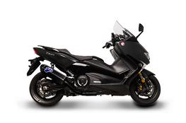 Buy Termignoni Scream Black Edition Full System TMAX 530 (17-19) / TMAX 560 (2020) SKU: 757192 at the price of US$ 1495 | BrocksPerformance.com