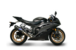 Buy Termignoni Force Titanium CuNb/Carbon Full Race System YZF-R6 (06-16) 757244 at the best price of US$ 2395 | BrocksPerformance.com