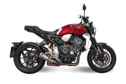 Termignoni SO-03 Slip-On Stainless w/ Stainless End Cap Honda CB1000R (18-19)