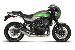 Buy Termignoni SO-05 Slip-On GP Classic Stainless w/ Carbon Muffler Kawasaki Z900RS (18-21) SKU: 759100 at the price of US$ 539 | BrocksPerformance.com