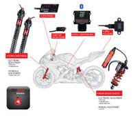 DigiShox Electronic Suspension System CRF1000L Africa Twin ABS (16-17)