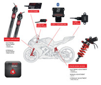 DigiShox Electronic Suspension System GSX-R1000/R (17-20)
