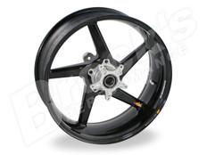 Buy BST Diamond TEK 17 x 5.0 Rear Wheel - Triumph Thruxton 1200/1200R (16-18) SKU: 165460 at the price of US$ 1999 | BrocksPerformance.com