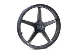 Buy BST Twin TEK 18 x 5.5 Front Wheel - Harley-Davidson Fat Boy (18-20) 172289 at the best price of US$ 2049 | BrocksPerformance.com