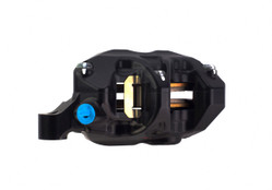 Buy Brembo .484 Left Front Caliper (69.1mm Axial Mount) for Harley-Davidson Touring (08-20), V-Rod (06-17), and Trike (09-20) SKU: 705023 at the price of US$ 725   BrocksPerformance.com