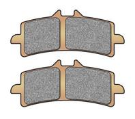 Buy Brembo Replacement Brake Pad Set (Z04) SKU: 705673 at the price of US$ 134.95 | BrocksPerformance.com