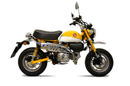 Buy Termignoni Full Stainless System Honda Monkey (19-20) SKU: 754553 at the price of US$  599 | BrocksPerformance.com