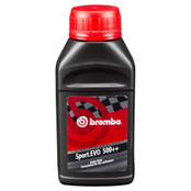 Buy Brembo Brake Fluid Sport EVO 500++ 250ml (8.45oz) SKU: 705842 at the price of US$  6.95 | BrocksPerformance.com