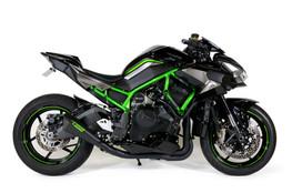 "Buy Penta-Carbon Full System 15"" Muffler (Black) Z H2 (20-21) SKU: 366765 at the price of US$ 1679   BrocksPerformance.com"