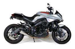 "Buy Penta-Carbon Full System 15"" Muffler (Polished) GSX-S1000 (18-20) and Katana (2020) SKU: 367051 at the price of US$ 1499 | BrocksPerformance.com"
