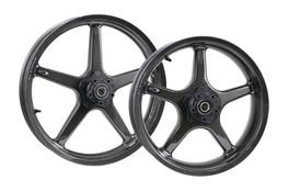 """Buy BST Twin TEK Set (Matte Finish) Front 3.0"""" x 19.0"""" and Rear 8.0"""" x 18.0"""" Harley-Davidson FXDR (19-20) SKU: CL1030 at the price of US$  3795   BrocksPerformance.com"""