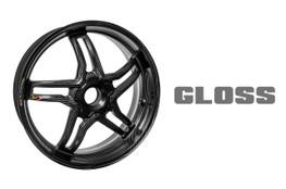 Buy BST Rapid TEK 17 x 5.5 Rear Wheel - Ducati 1098/1098R/S/1199/1299 / 1299Rfe / V4 / Streetfighter V4 / V2 / 1198 (2007-12) / SuperSport 939 SKU: 172614 at the price of US$ 2299   BrocksPerformance.com