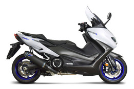 Buy Termignoni Race Titanium/Carbon Full System TMAX 560 (2020) SKU: 757257 at the price of US$ 995 | BrocksPerformance.com