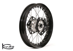 Buy Front Kineo Wire Spoked Wheel 3.50 x 16.0 - Moto Guzzi V9 (2016 >>all) SKU: 285434 at the price of US$  1295 | BrocksPerformance.com
