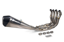 "Buy CT Megaphone Full System w/ 17"" Muffler S1000RR (2020) SKU: 320234 at the price of US$ 2199 