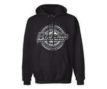 Buy XL Brock's Hooded Sweatshirt w/ Sprocket Logo SKU: 503672 at the price of US$ 39.99 | BrocksPerformance.com