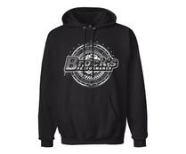 Buy XL Brock's Hooded Sweatshirt w/ Sprocket Logo SKU: 503672 at the price of US$ 39.99 | BrocksPerformance.com