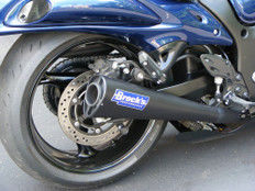 "Buy Alien Head Full System Black 20"" Muffler Hayabusa (08-20) 390638 at the best price of US$ 1579 
