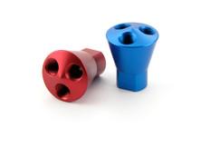 Buy Showerheads 3-Port 1/8 NPT Outlet Set SKU: 980016 at the price of US$ 24.99 | BrocksPerformance.com