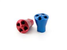 Buy Showerheads 4-Port 1/8 NPT Outlet Set SKU: 980042 at the price of US$ 59.99   BrocksPerformance.com