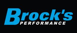 "Buy 15"" x 36"" Brock's Performance Banner SKU: 902664 at the price of US$ 29.99 | BrocksPerformance.com"