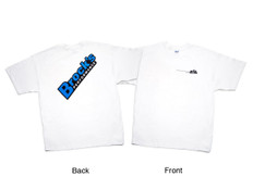 Buy Small Brock's Shirt White 500492 at the best price of US$ 14.99 | BrocksPerformance.com