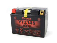 Buy Yuasa HD Battery YTZ14S Hayabusa (99-20) and GSX-R1000 (01-16) 553379 at the best price of US$ 229 | BrocksPerformance.com