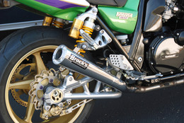 "Buy StreetMeg Full System 14"" Muffler ZX-12 (00-05) 391626 at the best price of US$ 1129 