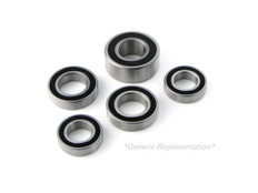 Buy Ceramic Wheel Bearing Set ZX-14/R (06-21), Z H2 (20-21), ZX-10R (11-21), ZX-6R/RR (98-21), and ZX-12R (00-05) for OEM Wheels SKU: 130209 at the price of US$ 395 | BrocksPerformance.com