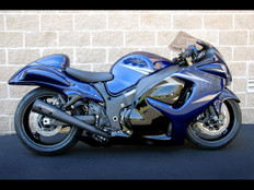 "Buy StreetMeg Full System Black  20"" Muffler Hayabusa (08-20) 390612 at the best price of US$ 1479 