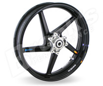 Buy BST Diamond TEK 17 x 3.5 Front Wheel - Honda CRF450 (09-12) Road Use Only 161573 at the best price of US$ 1449 | BrocksPerformance.com