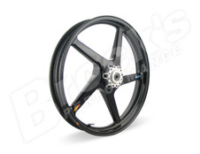 Buy BST Diamond TEK 17 x 2.5 R+ Series Front Wheel - Pro Mod - Includes Ceramic Bearings SKU: 161690 at the price of US$  1799   BrocksPerformance.com