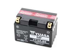 Buy Yuasa Battery YT12A-BS Hayabusa (99-07) and GSX-R1000 (05-16) 550649 at the best price of US$ 109 | BrocksPerformance.com