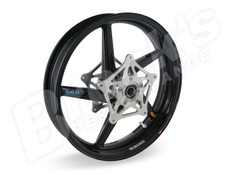 Buy BST Diamond TEK 17 x 3.5 Front Wheel - BMW S1000RR (10-19) and S1000R (14-20) SKU: 161703 at the price of US$  1499 | BrocksPerformance.com