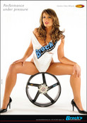 "Buy Heather on BST Carbon Fiber Wheel 17 x 24"" 600032 at the best price of US$ 4.99 