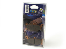 Buy CL Brakes - Rear Brake Pads Busa (08-12) (1 Set Req) SKU: 700287 at the price of US$  37.95 | BrocksPerformance.com