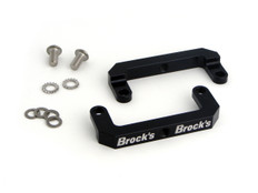 Buy Radial Mount Strap Bracket Kit (108mm) for Multiple Fitments - Please Review List 930190 at the best price of US$ 119 | BrocksPerformance.com
