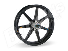 Buy BST Panther TEK 17 x 3.5 Front Wheel - BMW R1200 S/R/RT (05-13) and GS/GS Adventure (04-12) 163718 at the best price of US$ 1750 | BrocksPerformance.com