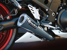 "Buy Alien Head Full System 14"" Muffler ZX-14 (06-11) SKU: 392692 at the price of US$  1229 