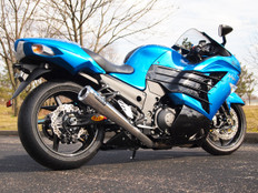 "Buy StreetMeg Full System 20"" Muffler ZX-14R (12-20) 397359 at the best price of US$ 1129 