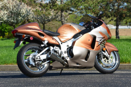 Buy Performance Package w/ Alien Head 2 Hayabusa (99-00) 825036 at the best price of US$ 2199 | BrocksPerformance.com