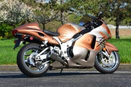 Buy Performance Package w/ Alien Head 2 Suzuki Hayabusa (99-00) SKU: 825036 at the price of US$ 2299 | BrocksPerformance.com