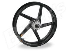 Buy BST Diamond TEK 17 x 3.5 Front Wheel - Aprilia RSV1000R and Factory w/ Radial Front Calipers (05-08) / Tuono 1000 Mille Factory (04-05)/ TuonoR and Factory (06-14) SKU: 162275 at the price of US$ 1499 | BrocksPerformance.com